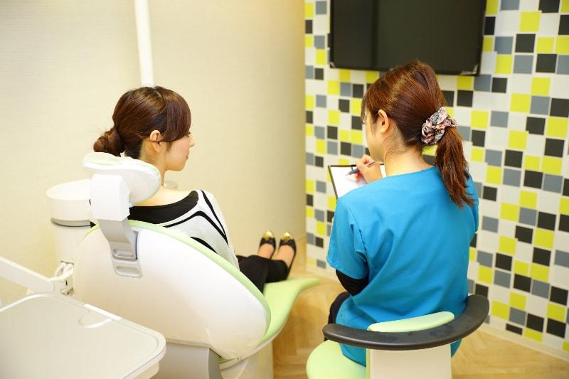 歯科衛生士による定期的メンテナンス